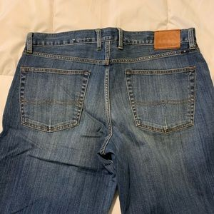 Lucky 487 relaxed jeans